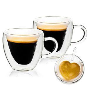 4Home Pahare termo Big Heart Hot&Cool 250 ml, 2 buc imagine