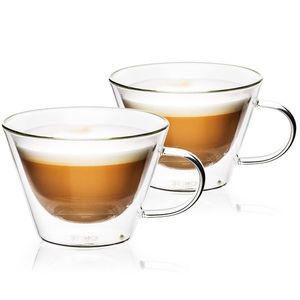 4Home Pahare termo Elegante Hot&Cool 360 ml, 360 ml, 2 buc. imagine