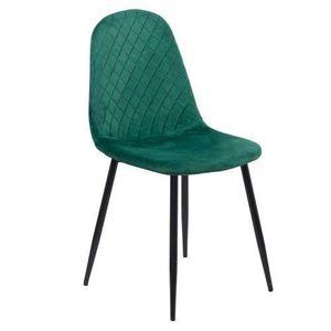 Scaun living verde Maxima imagine