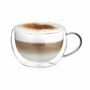 Pahar termo 4Home Big cappuccino Hot&Cool 500 ml, 1 buc. imagine