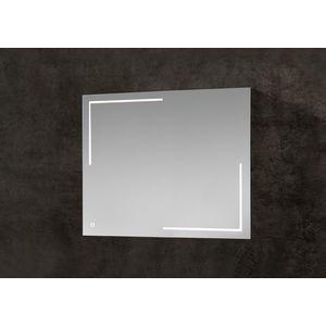Oglinda Baie SP3 Medium cu Iluminare Led, IP21, 6500K, 290LM, Dreptunghiulara l80xH65 cm imagine