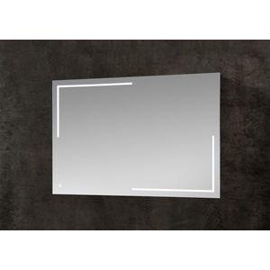 Oglinda Baie SP3 Large cu Iluminare Led, IP21, 6500K, 330LM, Dreptunghiulara l100xH65 cm imagine